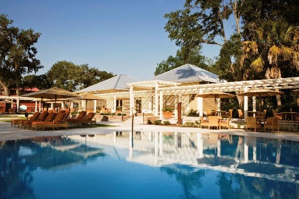 Inn at Palmetto Bluf Pool
