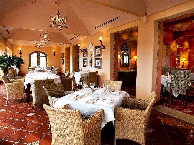 Ojai Valley Inn Spa Restaurant