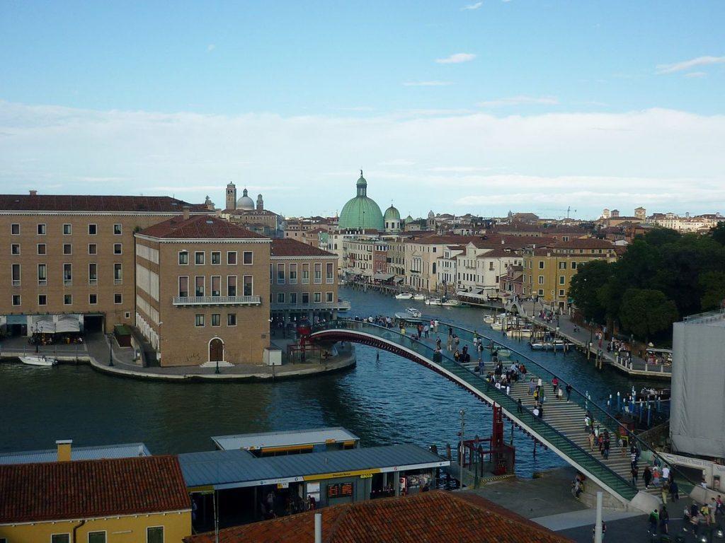 Ponte_della_Costituzione venice Italy