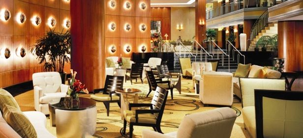 Ritz Carlton South Beach Lobby