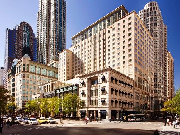 The Peninsula Chicago illinois