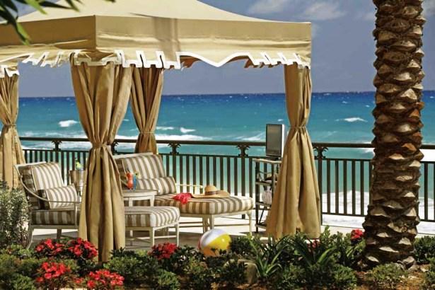 The Ritz-Carlton, South Beach Exterior