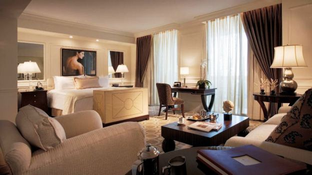 Acqualina Resort Spa guest rooms