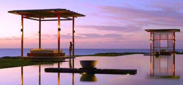 Amanyara Resort Swimming pool