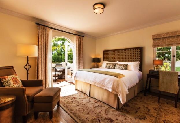 El Encanto Hotel guest rooms