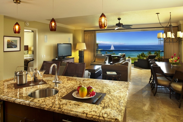 Honua Kai Resort & Spa guest rooms
