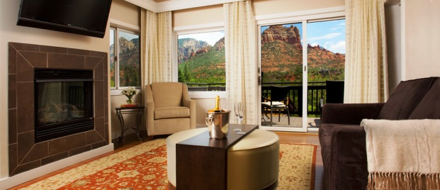 L`Auberge De Sedona Arizona Guest rooms