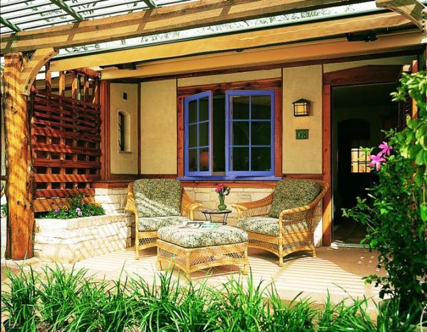 Lake Austin Garden_Room