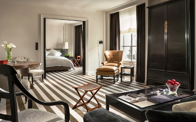 Rosewood london accommodation