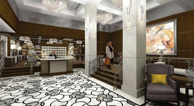 WestHouse lobby
