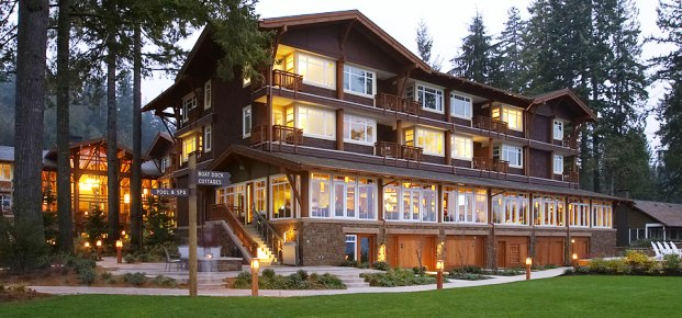 Alderbrook Resort Spa