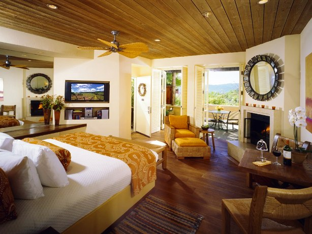 Auberge Du Soleil Hotel Guest Rooms