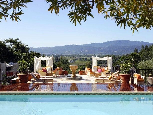 Auberge Du Soleil Hotel Pool