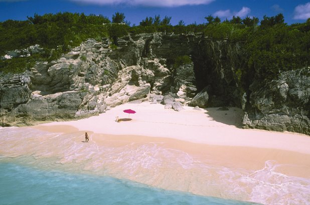 Bermuda Pink beaches
