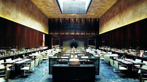 Hotel Fasano Rio de Janeiro Brazil Pool dining