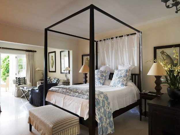 Saint Barth Isle de France Hotel guest rooms
