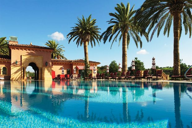 The Grand Del Mar pool