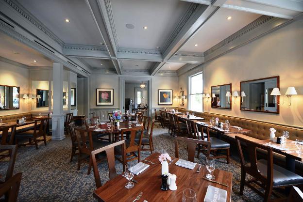 Ella Hotel Dining