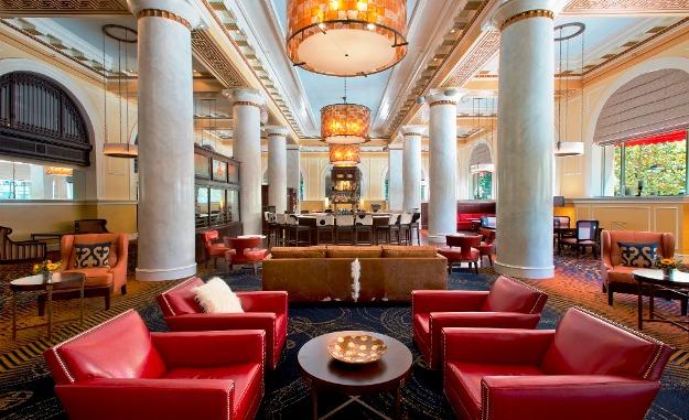 Hotel ICON Main Lobby