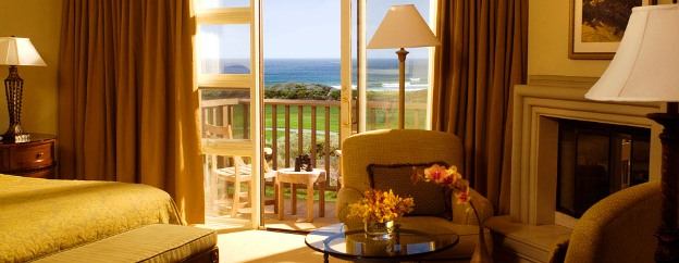 The Inn at Spanish Bay guest room