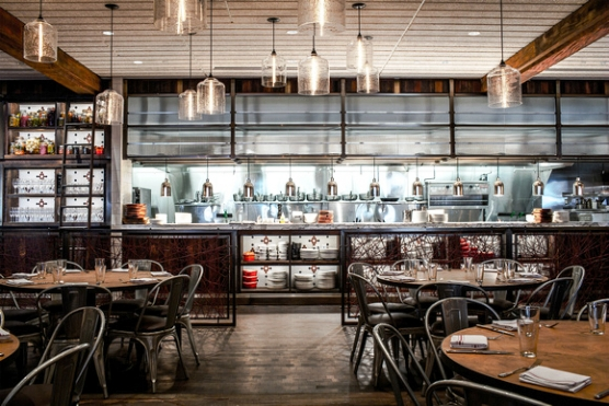 The Joule hotel dining