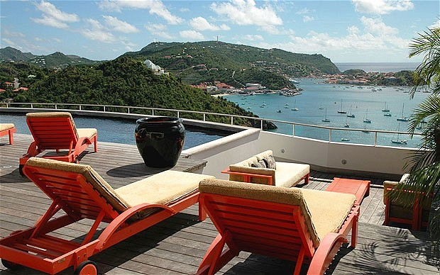 St Barts great Views