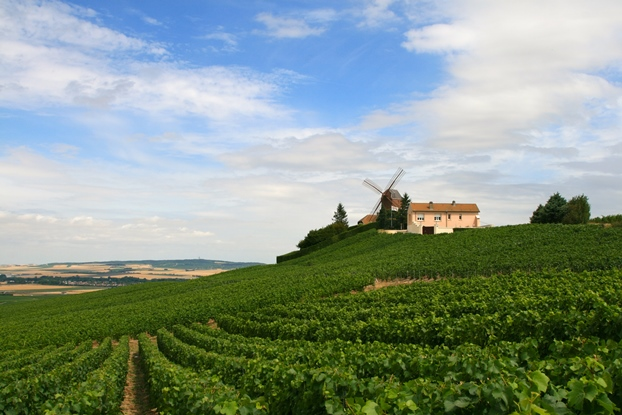 Champagne Region France