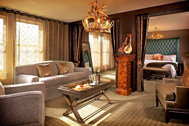 Grand Bohemian Asheville suite