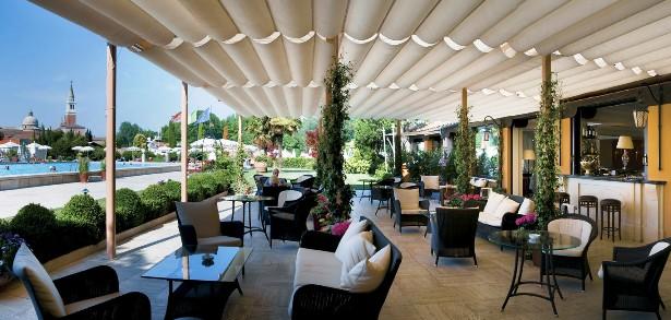 otel Cipriani Dining Gabbiano