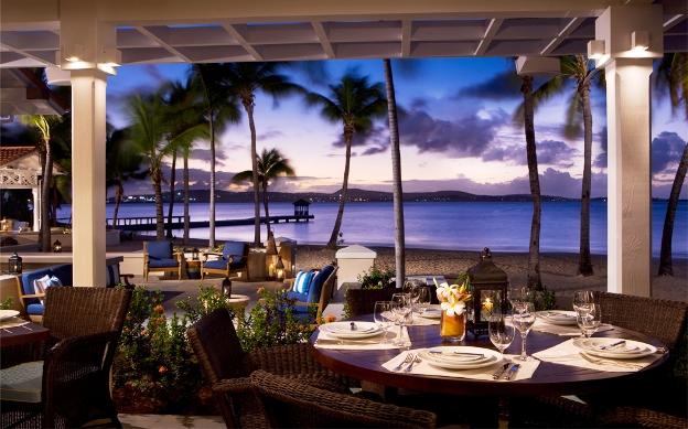 Jumby Bay Dining
