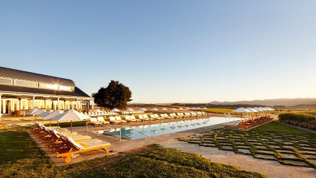 The Carneros Inn Pool