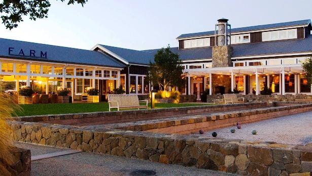 The Carneros Inn exterior