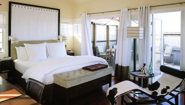 The Carneros Inn guest rooms