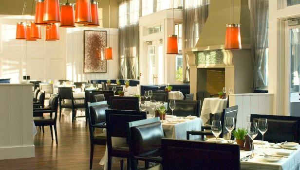 The Carneros Inn restaurant