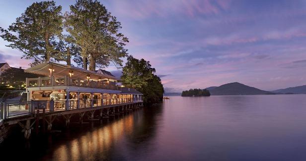The Sagamore Hotel Dining Pavilion