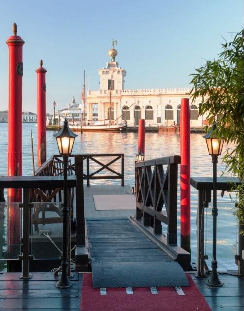 Bauer Il Palazzo Venice, Italy boat launch