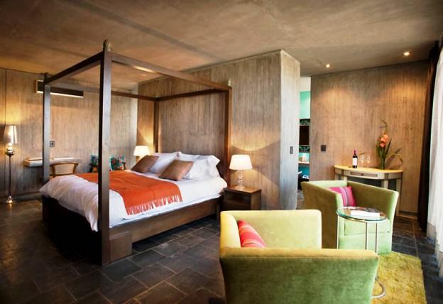 Entre Cielos Guest Rooms