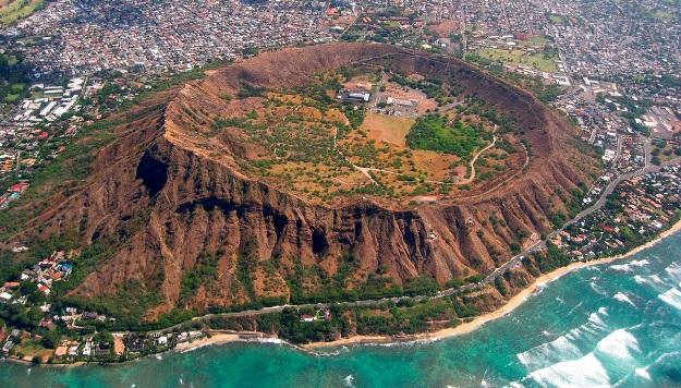 Honolulu Diamond Head