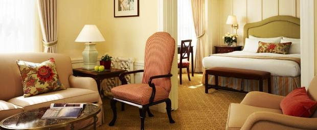 Hotel Drisco guest rooms San Francisco
