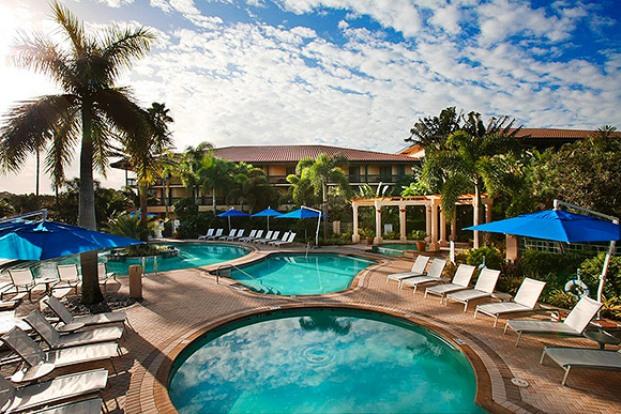 PGA National Resort & Spa Spa Pool