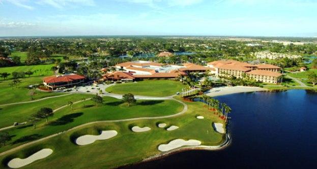 PGA National Resort & Spa aerial