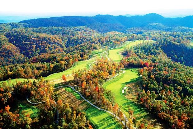 Primland Overhead Golf
