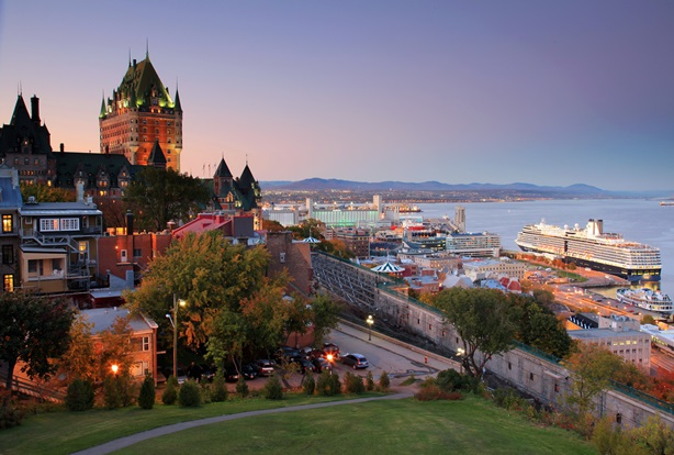 Quebec_City lake view