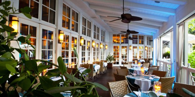 The Palms Hotel & Spa dining
