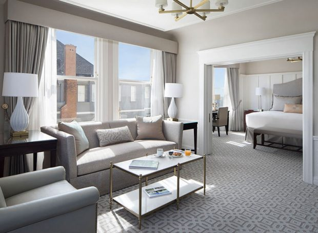 hotel drisco guest suite