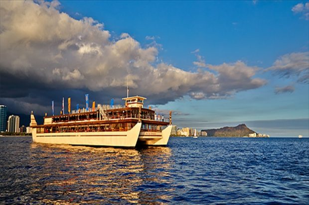 Alii Kai Dinner Cruise Hawaii