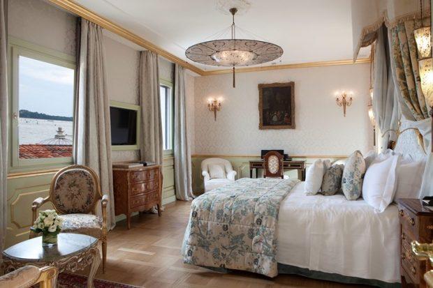 Luna Hotel Baglioni suite