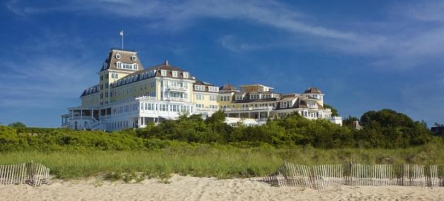 Ocean House Beach exterior