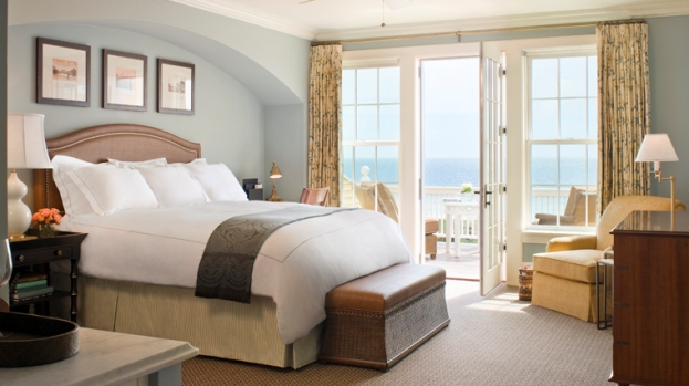 Ocean House Beach guest rooms