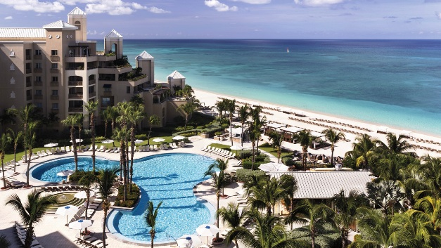 Ritz Grand Cayman Pool
